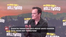 Quentin Tarantino's Comments On Sharon Tate