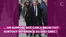 Carla Bruni : l'étonnant surnom qu'elle donne à Nicolas Sarkozy