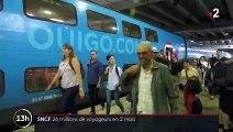 Vacances : les Français de plus en nombreux à prendre le train