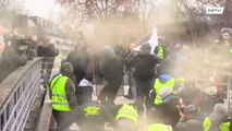 Fatigue, burnout, suicide: French police feel abandoned as weekly protests sap resources