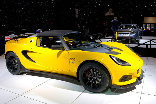 La Lotus Elise