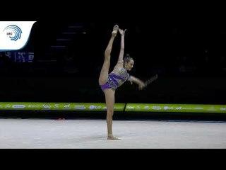 Nicol ZELIKMAN (ISR) - 2019 Rhythmic Gymnastics European Championships, clubs final