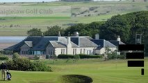 Top 10 golf courses in East Lothian