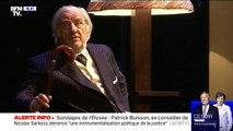 Le comédien Michel Aumont est mort à 82 ans