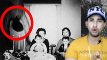 REAL GHOST CAUGHT ON CAMERA PARANORMAL HAUNTING...