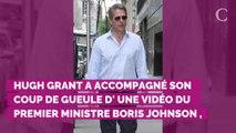 """Hugh Grant invite Boris Johnson à """"aller se faire foutre"""" avec son """"gang de branleurs"""""""