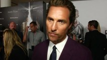 Matthew McConaughey Is Now A Professor At The University Of Texas In Austin