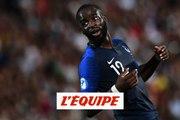 Jonathan Ikoné a fait une percée - Foot - Bleus