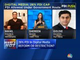 Government trying to curtail the freedom of speech online by restricting FDI, says Nikhil Pahwa of Medianama