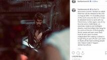 Liam Hemsworth fait son retour sur Instagram