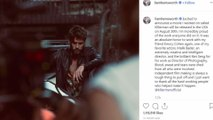 Liam Hemsworth returns to Instagram to promote 'Killerman' movie