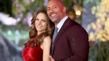 Dwayne Johnson and Laura Hashian Are Perfect Together