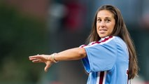 Carli Lloyd Thinks Playing For The NFL Would Be A 'Pioneering Moment For Women'