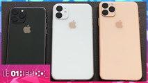01Hebdo #235 : iPhone 11, les dernières rumeurs avant la Keynote
