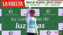 Minuto del maillot blanco   La Vuelta 19