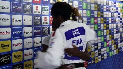 """CM Tokyo 2019 – Marie-Ève Gahié : """"Pas une vengeance, mais fallait le faire"""""""