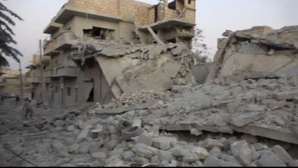 Syria: Children increasingly killed by air attacks in Idlib