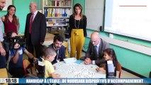 Handicap à l'école : le recteur de l'Académie Aix-Marseille présente les nouvelles mesures d'accompagnement