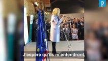 Brigitte Macron aux Brésiliens : « Muito obrigada » ( « merci beaucoup ») !