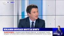 """Benjamin Griveaux: """"Je constate qu'il fait moins bon vivre aujourd'hui à Paris qu'il y a cinq ans"""""""