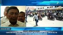 Wiranto: Pelaku Rasisme Terhadap Mahasiswa Papua akan Ditindak Tegas