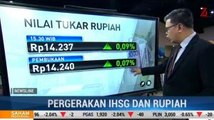 Rupiah dan IHSG Menguat Tipis