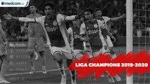 Daftar 32 Tim Liga Champions 2019-2020