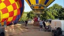 Nouvel envoi pour les montgolfiades de Metz