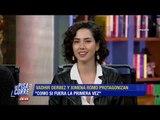 Ximena Romo y Vadhir Derbez hablan sobre la juventud en México | De Pisa y Corre