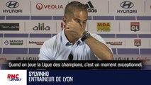 """Ligue des champions : """"L'intention est de se qualifier"""", Sylvinho annonce la couleur pour l'OL"""