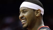 Carmelo Anthony Working Out In New York As Kevin Durant & Kyrie Irving Pushing Him To Join Nets!