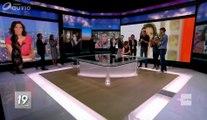 RTBF: les adieux d'Hadja Lahbib au Journal Télévisé