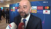 Chelsea, Ajax, Valence  : la réaction de Gérard Lopez