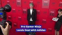 Ninja Will Be Repping Adidas Wear