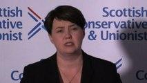 Brexit, si dimette la leader dei Tory scozzesi Ruth Davidson