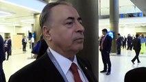 Galatasaray Başkanı Cengiz'den Real Madrid'e gözdağı - MONAKO
