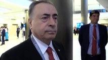Galatasaray Başkanı Cengiz'den Real Madrid'e gözdağı