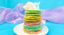 This unicorn pancake recipe will make your Pancake Day game so strong
