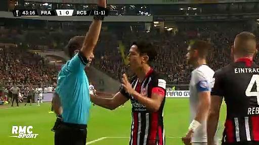 Eintracht Francfort - RC Strasourg : le résumé