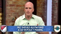 MLS Should Allow Fans A Say In Policy-Making