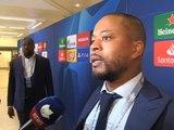 """Ligue des Champions - Evra : """"Avec le Real, ça ne sera pas facile pour le PSG"""""""
