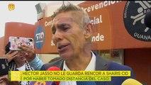 ¡Familiares y amigos recibieron a Héctor Jasso a su salida de la prisión! | Ventaneando