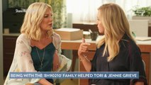 Tori Spelling and Jennie Garth Share What Luke Perry Told Them About Their Reboot