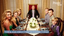 Todd Chrisley's Family Supports Formerly-Estranged Son Kyle in Hospital Amid Tax Evasion Scandal
