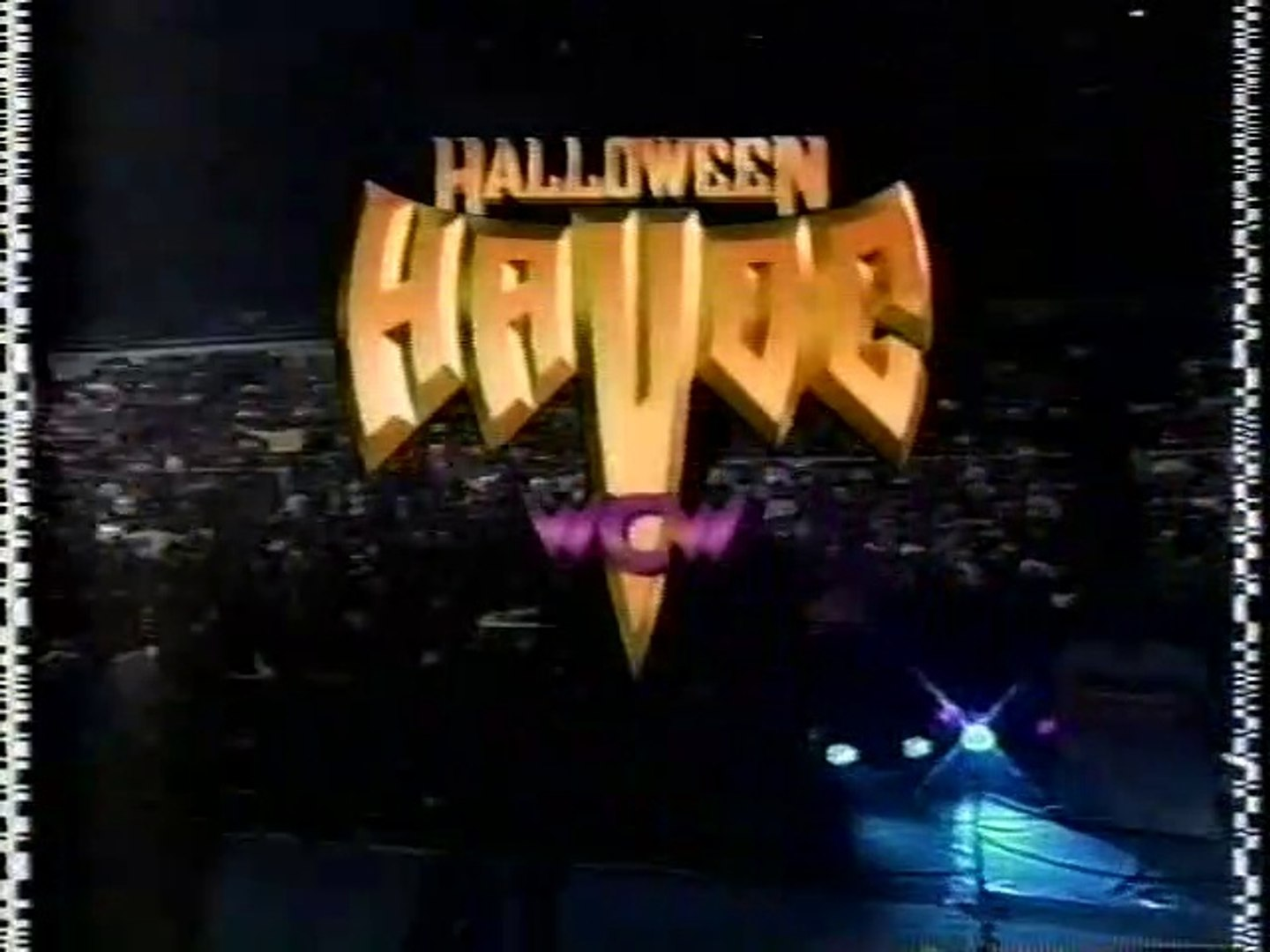 Dailymotion Halloween 2020 Intro WCW Halloween Havoc 1994 INTRO   video dailymotion