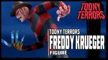 NECA Toony Terrors A Nightmare on Elm Street Freddy Krueger Figure Review