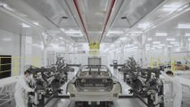 Polestar Production Center in Chengdu - Body assembly