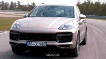 The Porsche Cayenne Turbo S E-Hybrid demonstrates outstanding on-road and off-road performance
