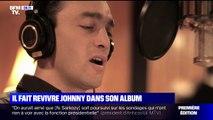 Jean-Baptiste Guégan, le sosie vocal de Johnny Hallyday, sort son album ce vendredi
