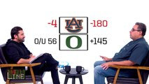 Oregon/Auburn Betting Preview